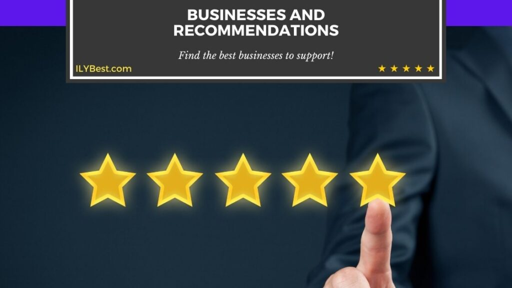 Best Businesses, Reviews, Recommendations