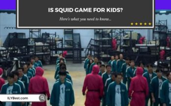 Is Squid Game For Kids