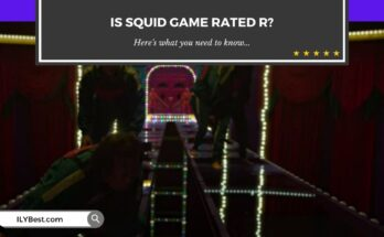 Is Squid Game Rated R