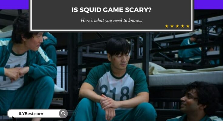 Is Squid Game Scary